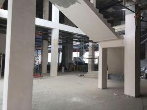 Город Долгопрудный, торгово-развлекательный комплекс (январь 2017, фото 1-4)