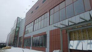 Город Долгопрудный, торгово-развлекательный комплекс (февраль 2017, фото 2-3)